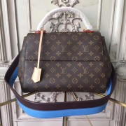 Louis Vuitton M42735 Cluny MM Monogram