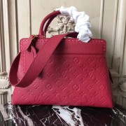 Louis Vuitton M43249 Vosges MM Raisin