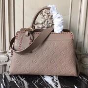 Louis Vuitton M43739 Vosges MM Taupe Glace