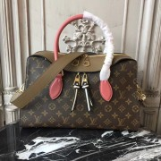 Louis Vuitton M44270 Monogram Tuileries Sesame Peche Creme