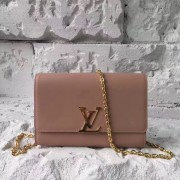 Louis Vuitton M51632 Chain Louise GM Autres Cuirs Nude