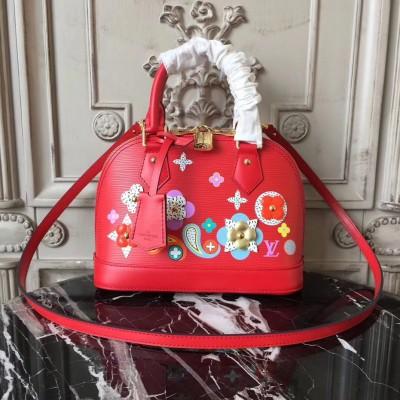 Louis Vuitton M53513 Alma BB Epi Leather