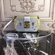 Louis Vuitton M54652 Petite Malle Epi Metallic