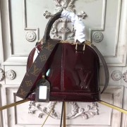 Louis Vuitton M54785 Alma BB Patent Leather