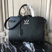 Louis Vuitton M54810 Twist Tote Epi Leather Noir