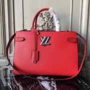 Louis Vuitton M54811 Twist Tote Epi Leather Coquelicot