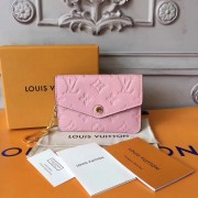 Louis Vuitton M60633 Key Pouch in Monogram Empreinte leather