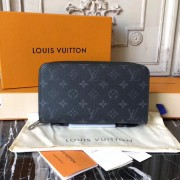 Louis Vuitton M61698 Zippy XL Wallet Monogram Eclipse Canvas