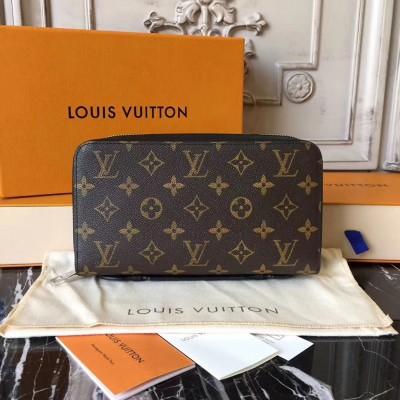 Louis Vuitton M61506 Zippy XL Wallet Monogram Canvas