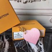 Louis Vuitton M62600 Monogram Vernis Dégradé Heart bag charm