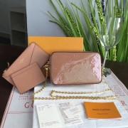 Louis Vuitton M64058 CAMERA POUCH Monogram Vernis Leather