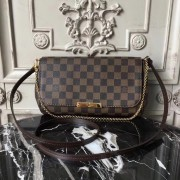 Louis Vuitton N41129 Favorite MM Damier Ebene