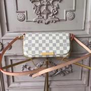 Louis Vuitton N41277 Favorite PM Damier Azur Canvas