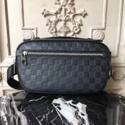 Louis Vuitton N41288 Ambler Damier Infini Leather