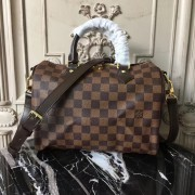 Louis Vuitton N41368 Speedy Bandoulière 25 Damier Ebene Canvas