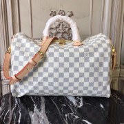 Louis Vuitton N41372 Speedy Bandoulière 35 Damier Azur Canvas