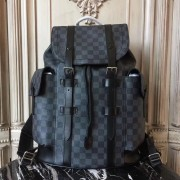 Louis Vuitton N41379 Christopher PM Damier Graphite Canvas