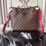 Louis Vuitton N42230 South Bank Besace Damier Ebène Canvas