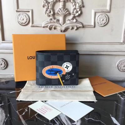 Louis Vuitton N64439 Multiple Wallet LV League