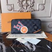 Louis Vuitton N64443 Zippy Wallet Vertical