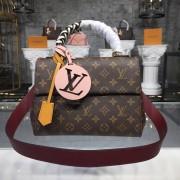 Louis Vuitton M43982 Cluny BB Monogram Canvas