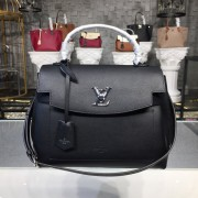 Louis Vuitton M51395 Lockme Ever Lockme Black