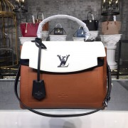 Louis Vuitton M52360 Lockme Ever Lockme - Caramel Creme Noir