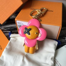 Louis Vuitton M67298 Vivienne Bag Charm and Key Holder - Pink