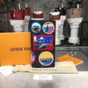 Louis Vuitton N60091 Brazza wallet Damier Graphite Canvas