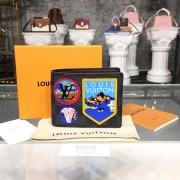 Louis Vuitton N60097 Multiple wallet Damier Graphite Canvas