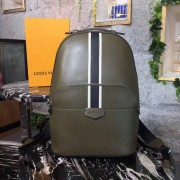 Louis Vuitton M34404 Anton Backpack Taiga Leather