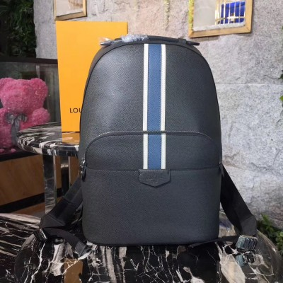 Louis Vuitton M34405 Anton Backpack Taiga Leather