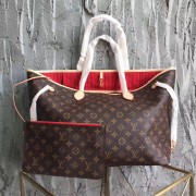 Louis Vuitton M40990 Neverfull GM Monogram Canvas