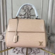 Louis Vuitton M41300 Cluny MM Epi Leather Dune