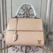 Louis Vuitton M41300 Cluny MM Epi Leather Dune