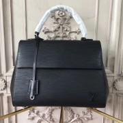 Louis Vuitton M41302 Epi Leather Cluny MM Noir