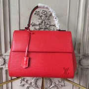 Louis Vuitton M41333 Epi Leather Cluny MM Coquelicot