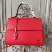 Louis Vuitton M41333 Epi Leather Cluny MM Coquelicot