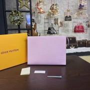 Louis Vuitton M41366 Toiletry Pouch 19 Epi Leather Pink