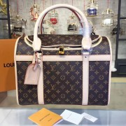 Louis Vuitton M42024 Dog Carrier 40 Monogram