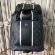 Louis Vuitton M43409 Zack Backpack Monogram Eclipse Flash