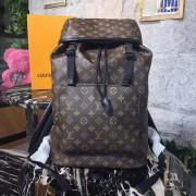 Louis Vuitton M43422 Zack Backpack Monogram Macassar