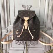 Louis Vuitton M43431 Montsouris Backpack Monogram