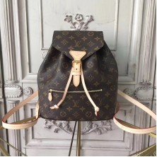 Louis Vuitton M43431 Montsouris Backpack Monogram