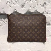 Louis Vuitton M43442 Etui Voyage GM Monogram Cherry