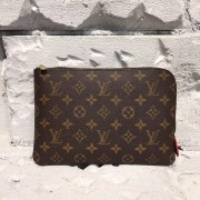 Louis Vuitton M44191 Etui Voyage PM Monogram Canvas Cherry