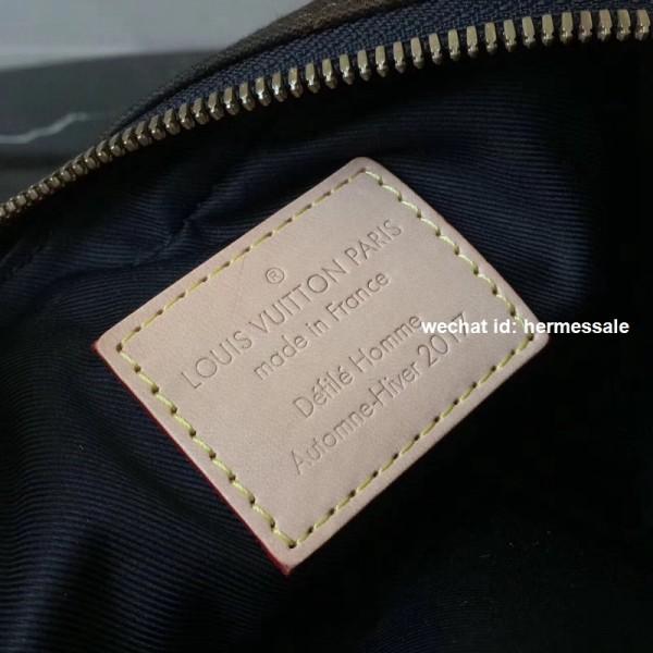 eeac54705d1 Louis Vuitton x Supreme Bumbag Monogram Camo PM Camo M44202