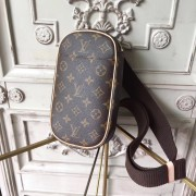 Louis Vuitton M51870 Pochette Gange Bag Monogram Canvas