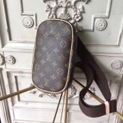 Louis Vuitton M51870 Pochette Gange Bag Monogram Canvas