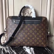 Louis Vuitton M54019 Porte-Documents Jour Monogram Macassar